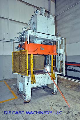 trim presses industrial aluminum furnaces buy sell
